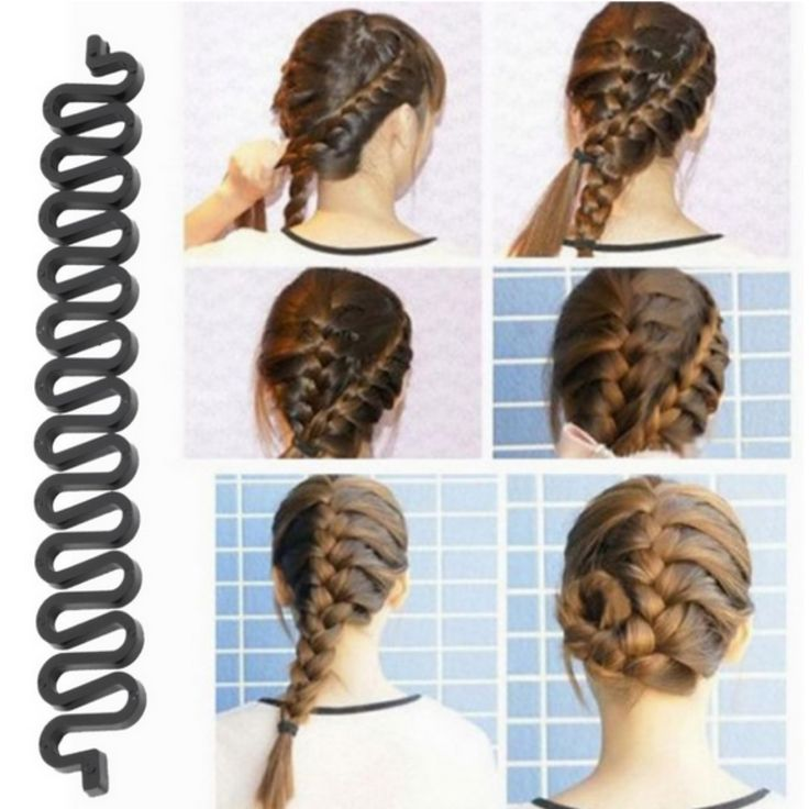 Hair Braiding Roller Twist Maker