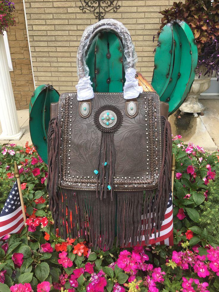 """fringe western purse 12""""-10.5""""-3.5"""""""