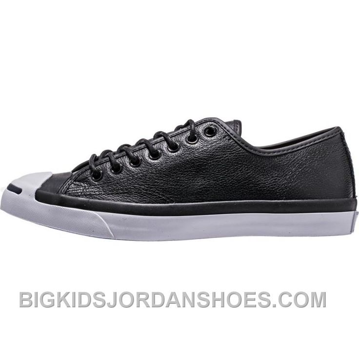 http://www.bigkidsjordanshoes.com/converse-jack-purcell-tumbled-leather-mens-black-white.html CONVERSE JACK PURCELL TUMBLED LEATHER (MENS) - BLACK/WHITE Only $80.00 , Free Shipping!