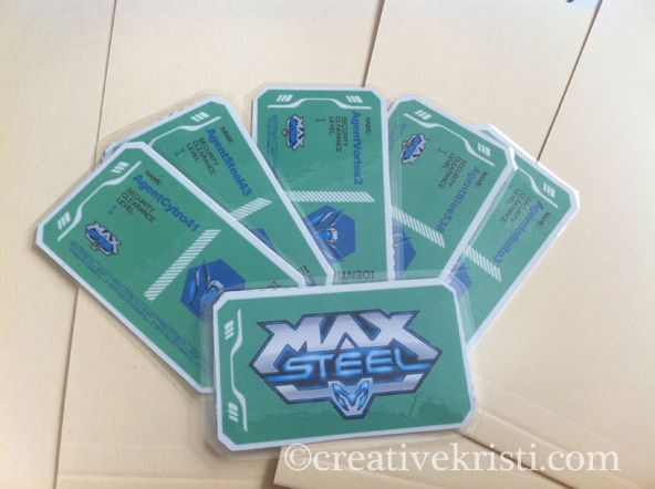 Max Steel Review Party!