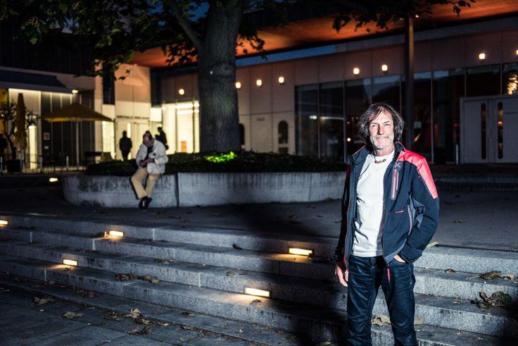 Extrembergsteiger Hans Kammerlander im Hanix-Magazin No.46, Fotos: Nico Kurth und privat