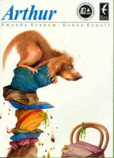 Thinker: Arthur by Amanda Graham
