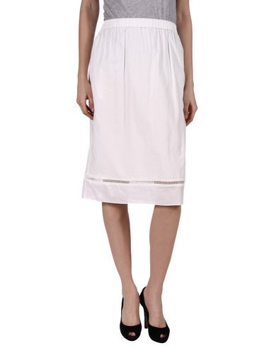 THAKOON ADDITION 3/4 length skirt. #thakoonaddition #cloth #