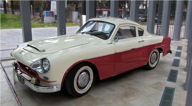 Historia del auto argentino Justicialista Gran Sport - autos clasicos - autos argentinos