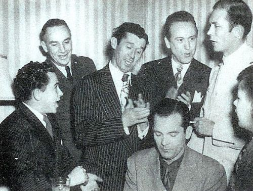 "h3llbetty: "" Little Jimmy Dickens, Roy Acuff, Red Foley, Hank Williams. """