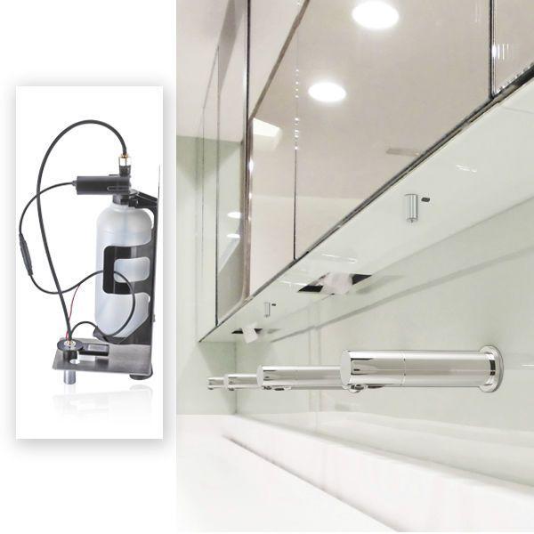Image Result For Concealed Paper Towel Dispenser