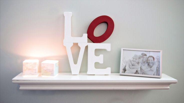 """Make """"Love"""" Wall Decor"""