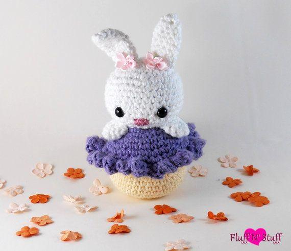 Kawaii Amigurumi Cupcake Keychain : 17 beste afbeeldingen over meer amigurumi op Pinterest ...