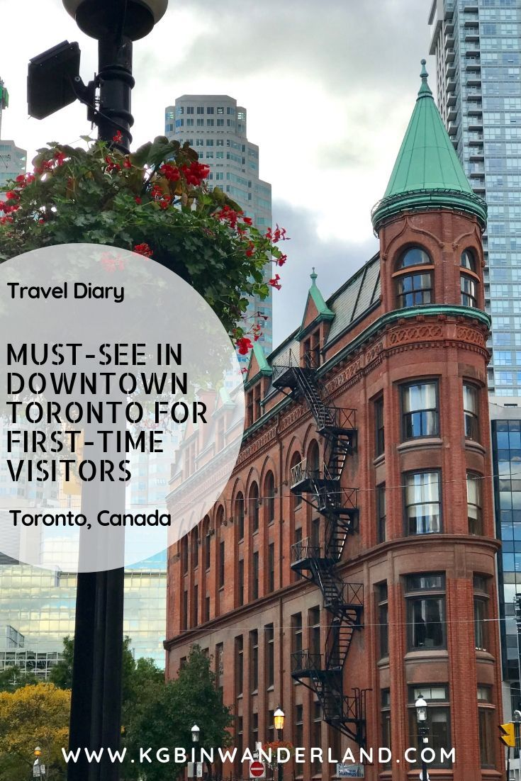 Must See Sights In Downtown Toronto For First Time Visitors Toronto Travel Downtown Toronto Toronto