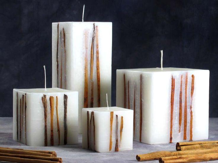 Красочные свечи Arteterra