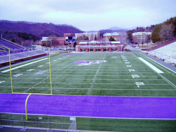 Whitmore Stadium, Western Carolina University