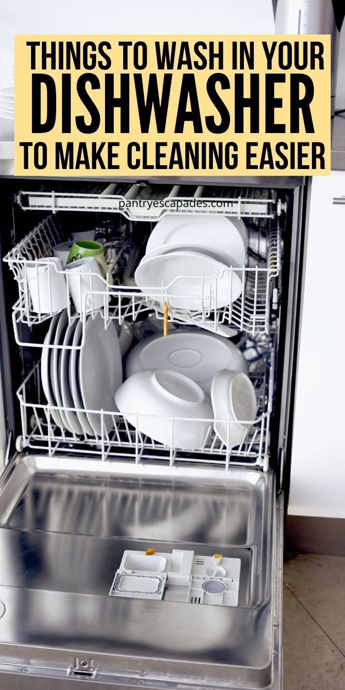 Pin By Ashley Forgetful Momma Sec On Cleaning In 2020 How To Use Dishwasher Cleaning Washing Hacks