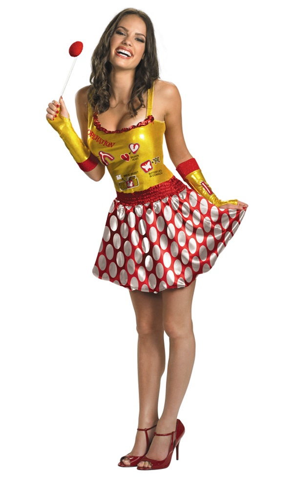 Sexy Operation Board Game Adult Costume Recall Your