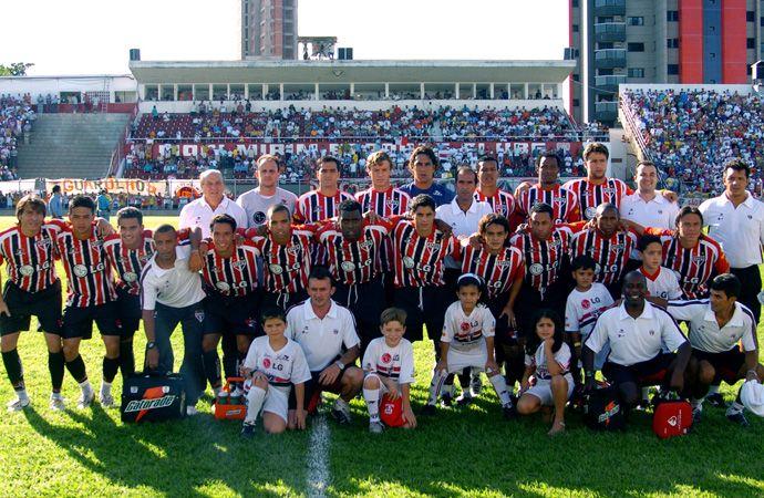 SPFC - Campeão Paulista 2005