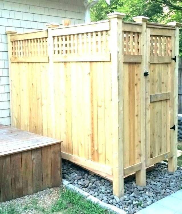 Outdoor Shower Kit Outdoor Shower Plans Cedar Shower Kit Outdoor Ma Fl Outdoor Shower Enclosure Ide Outdoor Shower Enclosure Outdoor Pool Shower Outdoor Shower