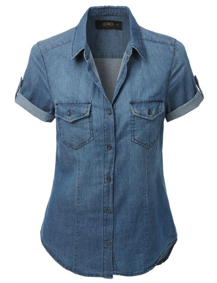 Best Chambray Shirt For Women