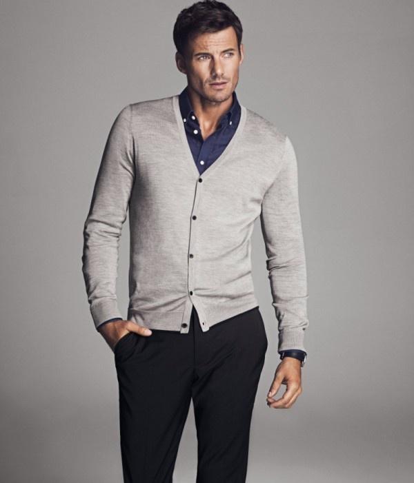 H Spring-Summer 2013 Men's Knitwear
