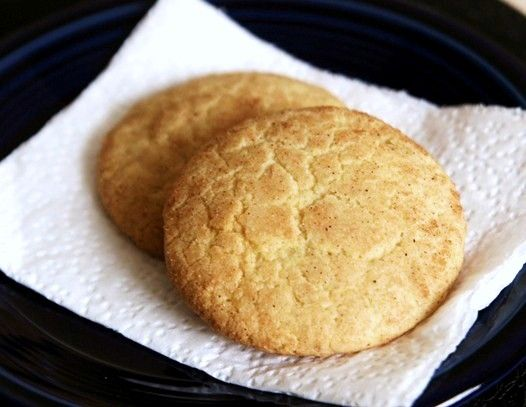Snickerdoodles!  Found at http://savorysweetlife.com/2009/08/tried-and-true-snickerdoodles-recipe/?utm_source=feedburner&utm_medium=feed&utm_campaign=Feed%3A+savorysweetlife+%28Savory+Sweet+Life%29