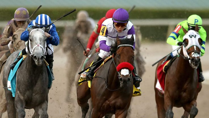 Find out the Kentucky Derby's list of horses, post positions, draw results and morning line odds for Saturday's race.