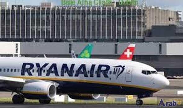 Ryanair says formally recognises pilots' union