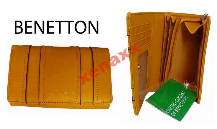 BENETTON WŁOSKA MARKA WYMIEŃ SWÓJ PORTFEL NA NOWY #benetton #wallet