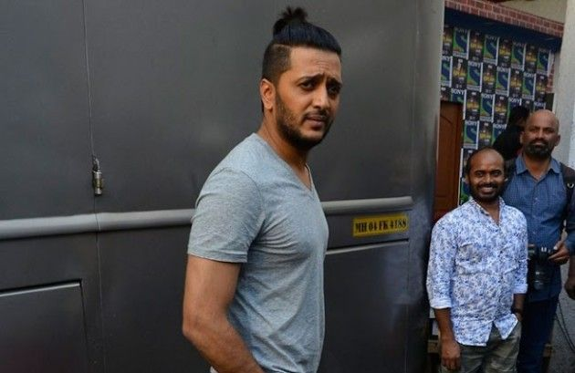 Ritesh Deshmukh Long Hairstyle