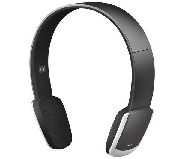 JABRA CUFFIE WIRELESS HALO2 - Con le cuffie HALO2 di Jabra approfitterai della musica e delle telefonate con o senza filo!  Dotate del Bluetooth 3.0, queste cuffie HALO2 funzionano con tutti i telefoni dotati di una funzionalità Bluetooth. Multipunto, possono connettersi a due periferiche Bluetooth. Inoltre farai scivolare il tuo telefono in tasca o in borsa e controllerai le tue canzoni a partire dai sensori tattili delle cuffie.