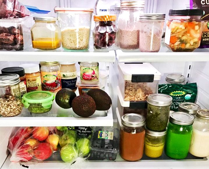GIVEAWAY - We feel amazing after eating raw for a weekend; imagine what it's like 40 years down the line! Explore the fridge of raw foodie, Mimi Kirk, and enter to win a copy of her cookbook...