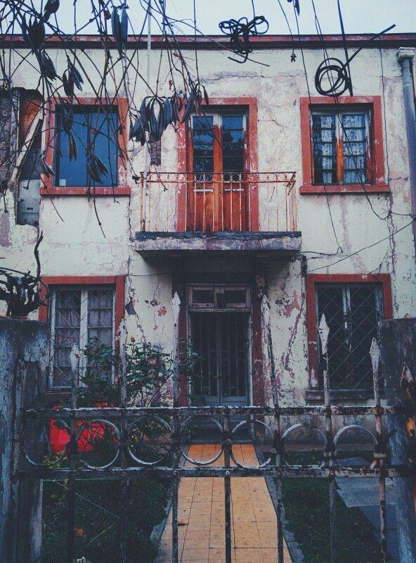 Old house #VSCO