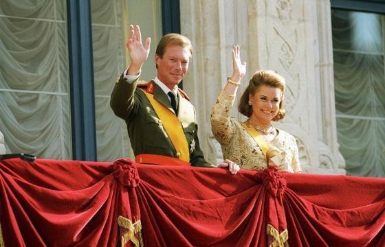 Wort.lu - Grand Duke & Grand Duchess celebrate 32nd wedding anniversary on 14 February 2013.