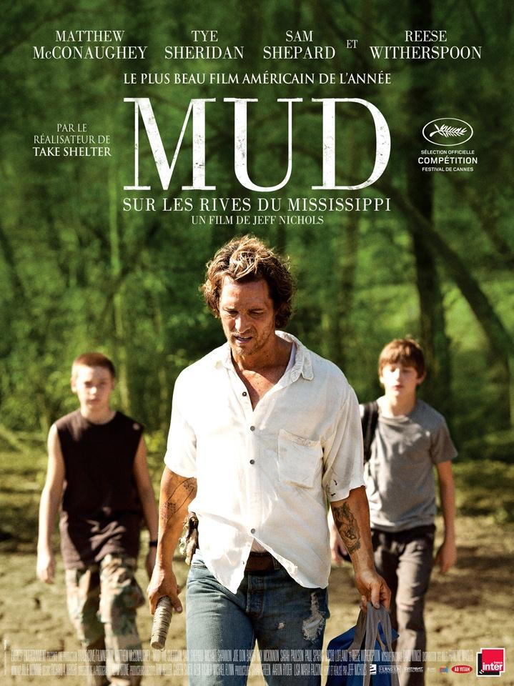 Mud, Sous les rives du Mississipi > Site officiel VF - Un film de Jeff Nichols avec Reese Witherspoon, Matthew Mcconaughey, Michael Shannon