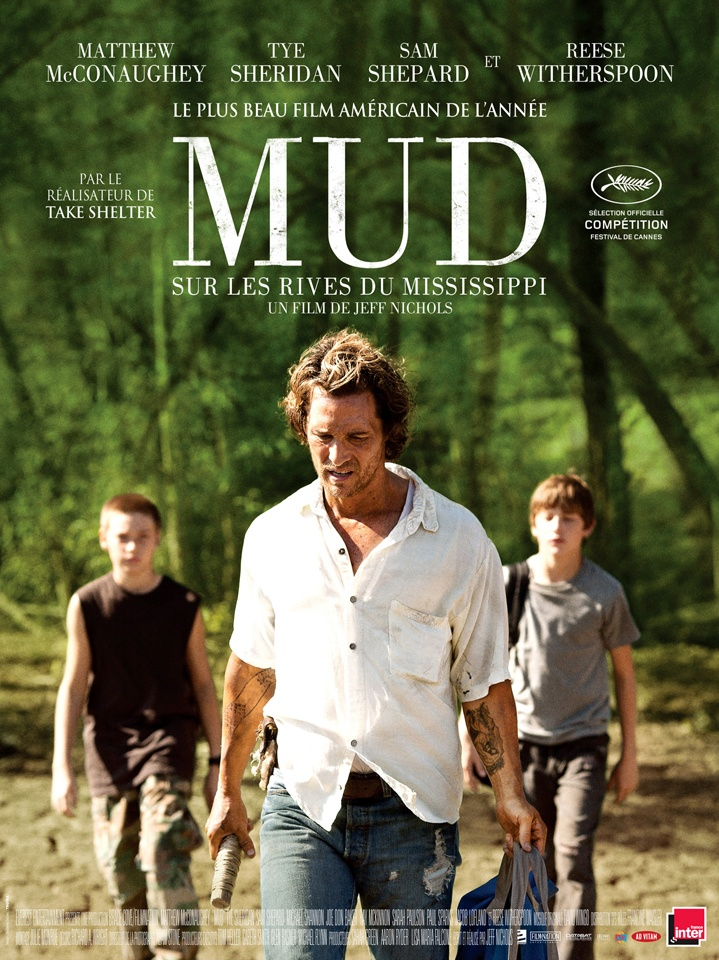 Mud, Sous les rives du Mississipi > Site officiel VF - Un film de Jeff Nichols avec Reese Witherspoon, Matthew Mcconaughey, Michael Shannon
