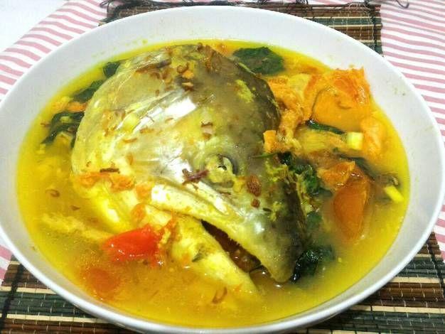 Resep Pindang Kepala Salmon Oleh Dapurkosan Resep Makanan Memasak Resep Makanan