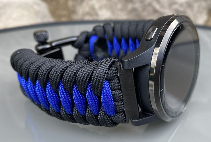 Garmin vivoactive 4 45mm garmin watch band paracord band