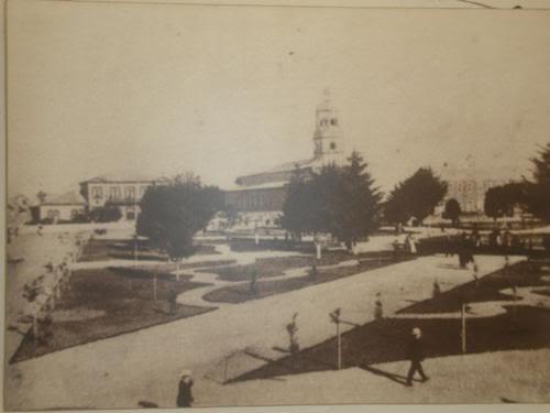 Plaza Osorno 1903
