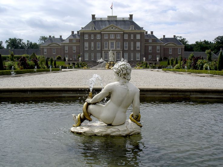 Vintage Het Loo Palace Appeldoom Netherlands