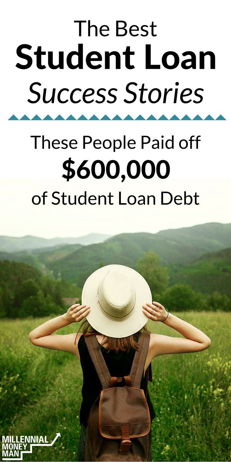 paying off student loans, student loan debt, pay off debt, student loan repayment, student loan tips, student loan stories, #studentloans, #debtfree, #inspiration via @genymoneyman