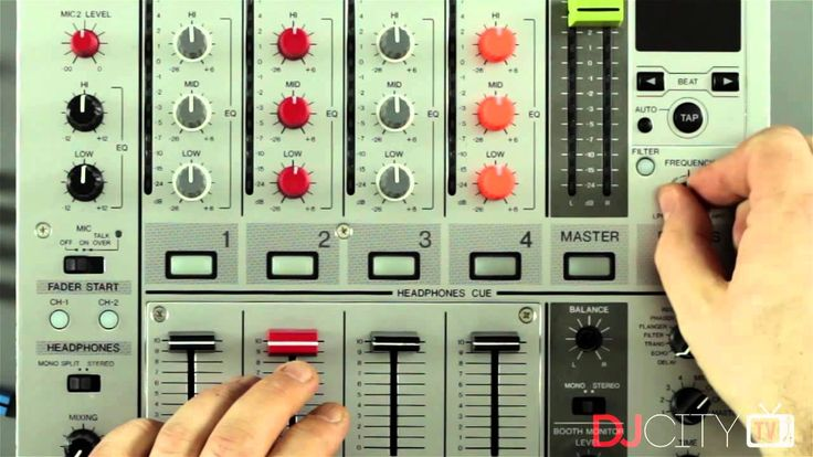 Customizing Your DJ Gear: Knobs and Fader Caps