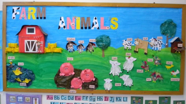 Our theme this term is Farm Animals. This time i asked my K2 kids to make the farm animal and i put the label on top of it for their knowledge as well. The barn i use cereal boxes. For the hay i use milk cartoon wrapped with yellow paper and yellow thick yarn.