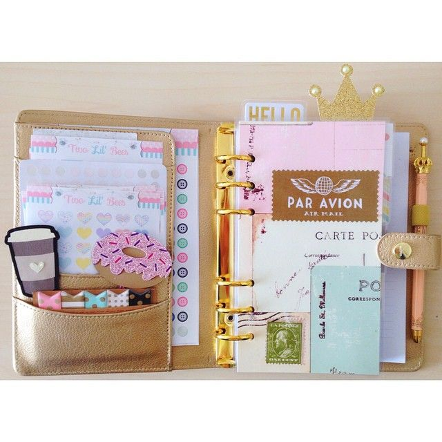 Planner Ideas and Accessories