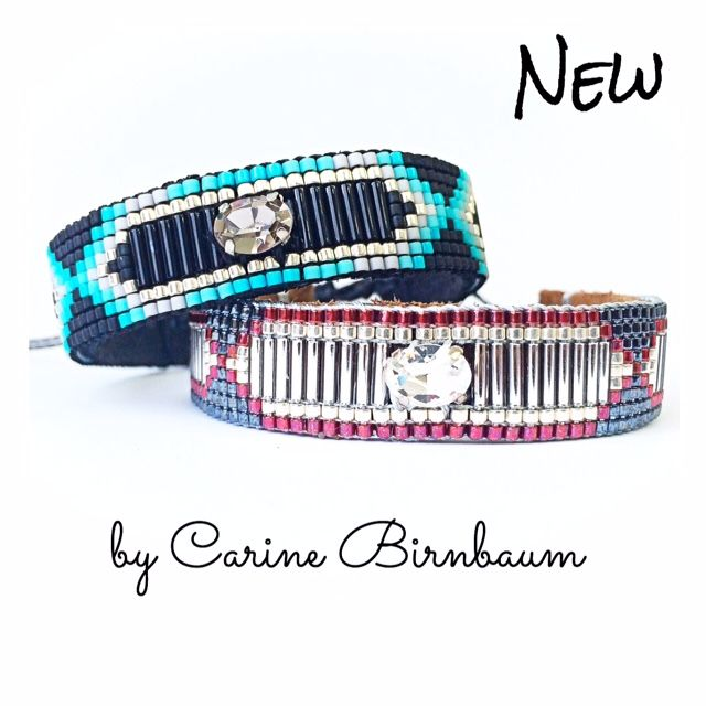 Bead Loom Wrap Bracelet