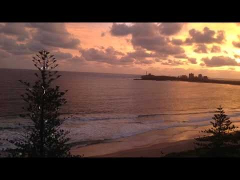 Dawning of Christmas - Mooloolaba Beach. created with time-lapse photography using my iPad and iMovie.
