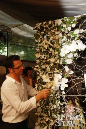 LUXURY FLOWERS in Kiev with Tomas De Bruyne & Araik Galstyan
