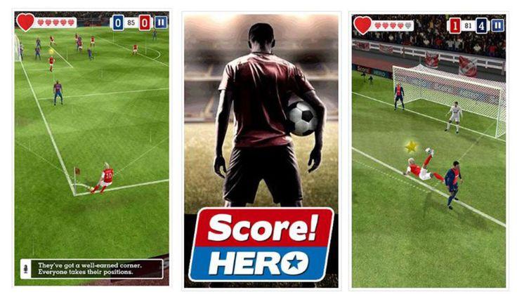 Score! Hero | Game Review - TrendEbook