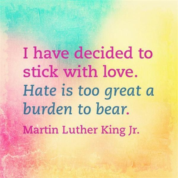 MLK knows