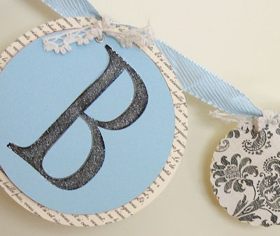 Vintage-Inspired Banners for Baby