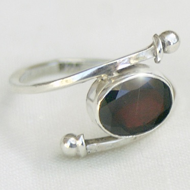 """""""Nazima"""" Ring from Cahoia"""