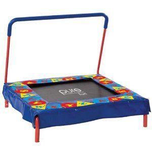 Kids' Indoor Trampolines | Find Great #Toys For Kids