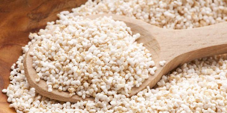 Amaranth Popcorn gepufft Rezept