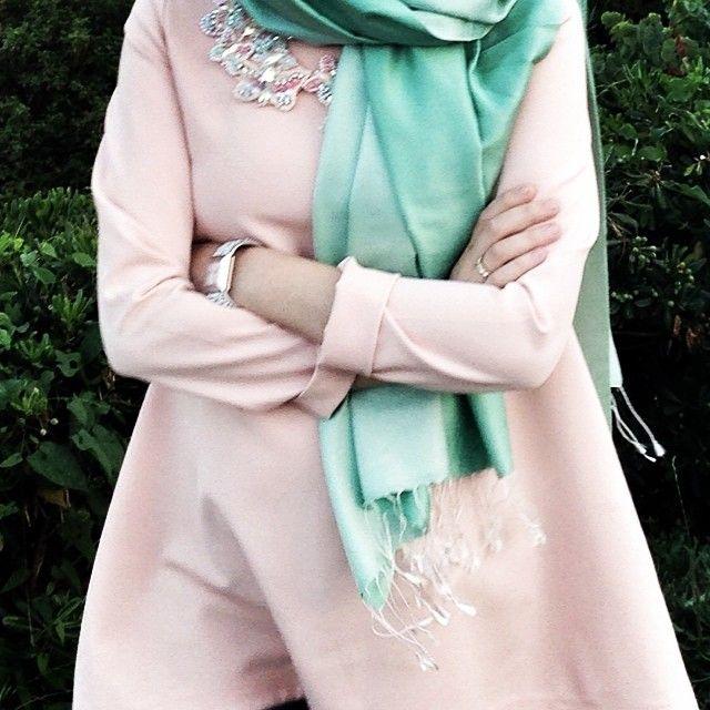 Kubra Tekin, color, hijab, style, hijabi